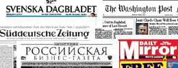 Print-on-Demand, YourMail, Vertrieb Financial Times, Zeitungslogistik